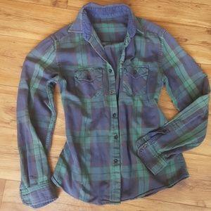 2 BDG Flannels Bundle Women's M